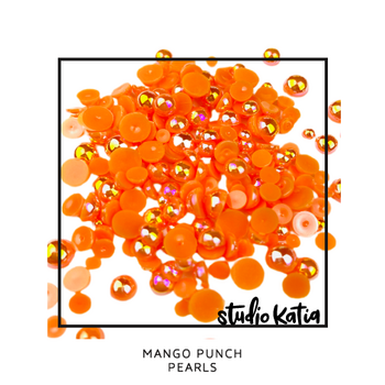STUDIO KATIA-MANGO PUNCH PEARLS