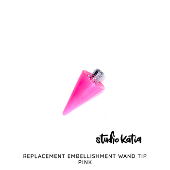 STUDIO KATIA-REPLACEMENT TIP -PINK