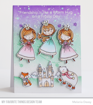MY FAVORITE THINGS -Ice Princess and Friends