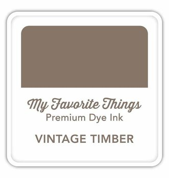 MY FAVORITE THINGS Vintage Timber Premium Dye Ink Cube
