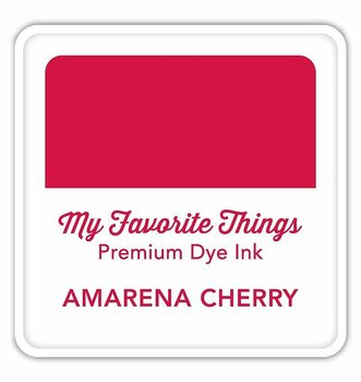 MY FAVORITE THINGS  -Amarena Cherry Premium Dye Ink Cube