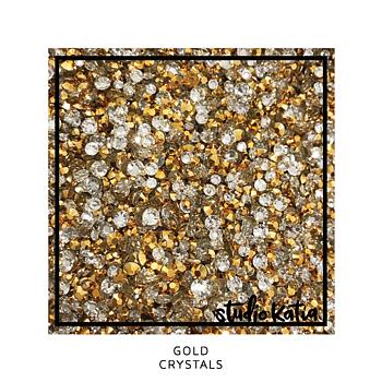 STUDIO KATIA-GOLD CRYSTALS