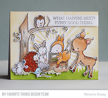 MY FAVORITE THINGS -Fairy-Tale Friendship