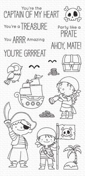 MY FAVORITE THINGS- BB  Party Like a Pirate