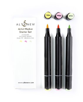 ALTENEW -Artist Alcohol Marker Starter Set