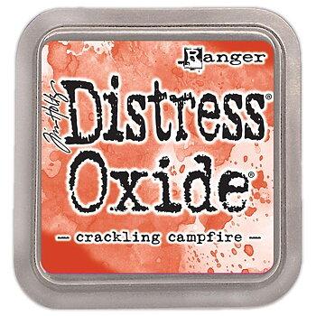 RANGER Tim Holtz Distress Oxide Ink Pad -CRACKLING CAMPFIRE