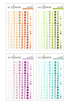 ALTENEW-Serenity Enamel Dot Release Bundle