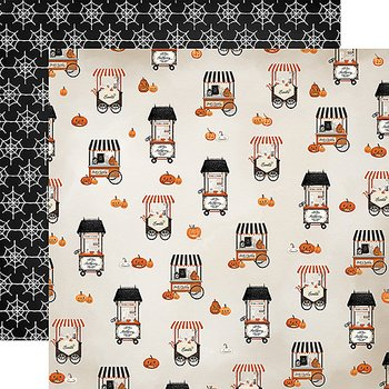 Carta Bella Halloween Market 6x6 Paper Pad