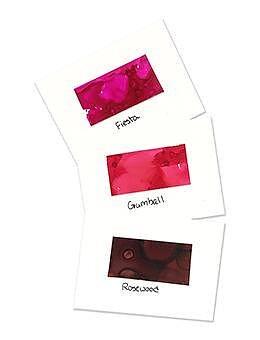 RANGER -Tim Holtz Alcohol Ink Kit - Pink/Red Spectrum