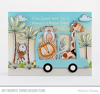 MY FAVORITE THINGS -Sweet Safari