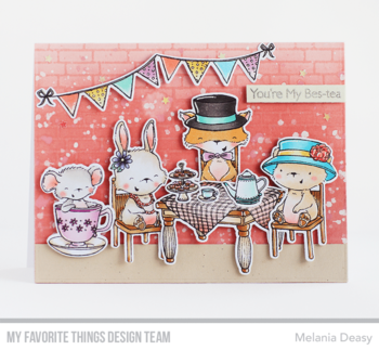 MY FAVORITE THINGS -SY Tea Party