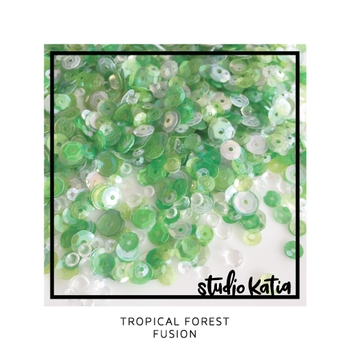 STUDIO KATIA-TROPICAL FOREST FUSION