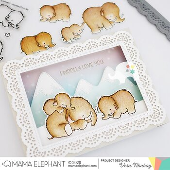 MAMA ELEPHANT-MAMMOTH LOVE - CREATIVE CUTS