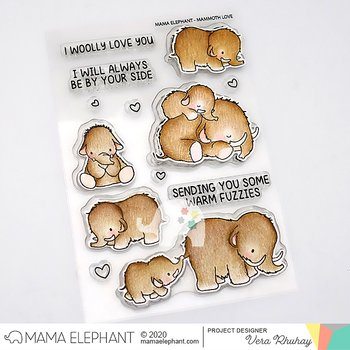 MAMA ELEPHANT-MAMMOTH LOVE