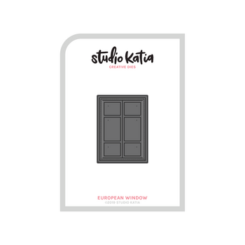 STUDIO KATIA-EUROPEAN WINDOW