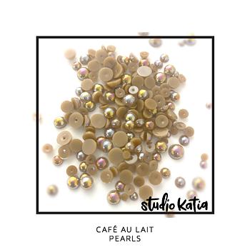 STUDIO KATIA-CAFÉ AU LAIT PEARLS