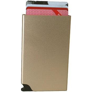 Korthållare Safecard Guld