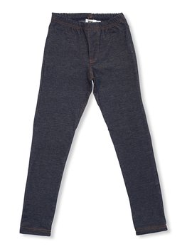 LEGGINGS DENIMLOOK dark blue