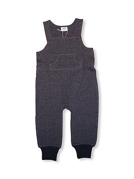 DUNGAREES l/l DENIMLOOK dark denim