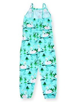 SUMMER JUMPSUIT SWAN LAKE