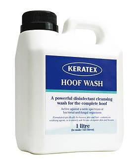 Keratex HOOF WASH & SOAK, 1 liter