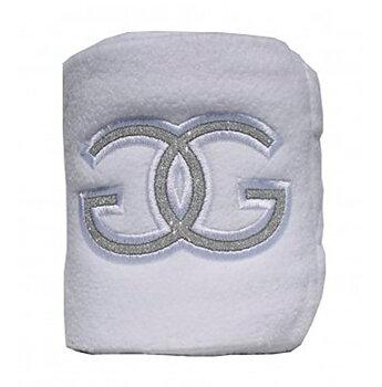 Glengordon Glamour fleecebandage 4-pack vit