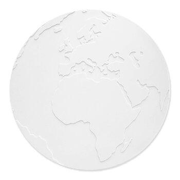 Underlägg Atlas Vit