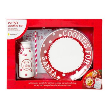 Babyprints Santa's Cookie Set
