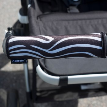 AddBaby Handtagsskydd Zebra
