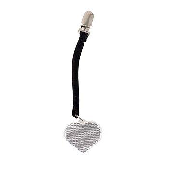 Reflexband Hjärta