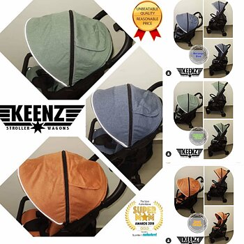 Keenz Air Plus Sufflett + Dyna