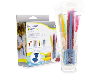 Cherub Baby Freeze´n Squeeze (20-pack)