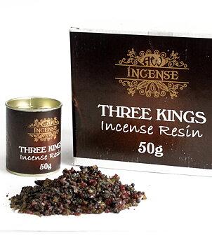 Incense Resin - Three Kings, 50g