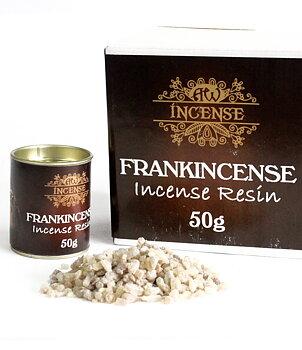 Incense Resin - Olibanum / Frankincense, 50g