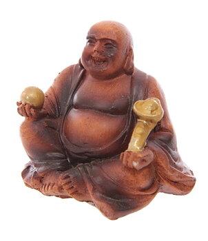 Woodstyle Happy Buddha - Peach n' Trophy