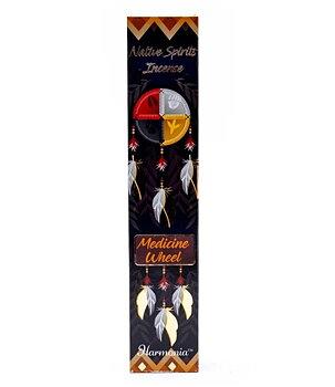 Incense Sticks Native Spirits - Medicine Wheel MUSK
