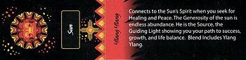 Incense Sticks Native Spirits - Sun YLANG YLANG