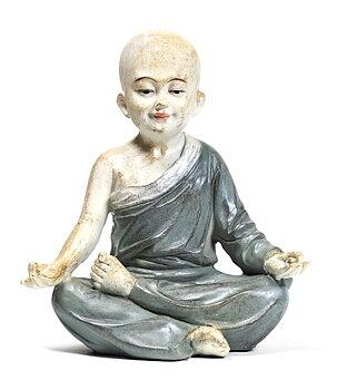 Shaolin Zen Buddha Yoga Monk - AUM