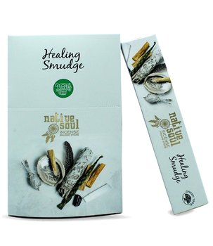 Incense Sticks Native Soul Masala - Healing Smudge