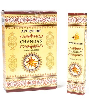 Incense Sticks Ayurvedic Masala - Chandan