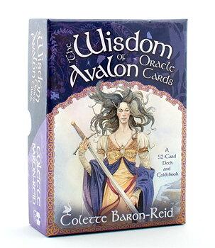 Wisdom of Avalon Oracle Cards (52-Card Deck)
