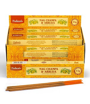 Incense Sticks Tulasi - Nag Champa & Arruda