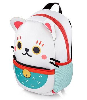 Neopren Rucksack BackPack Bag - Maneki Neko