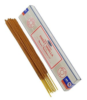 Incense Sticks Satya - Sweet Vanilla