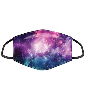Face Mask Covering Washable and Reusable - Starry Sky