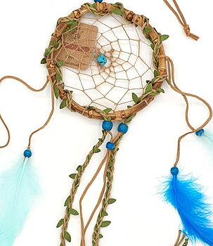 Dreamcatcher - Spirit of the Forest, 14cm