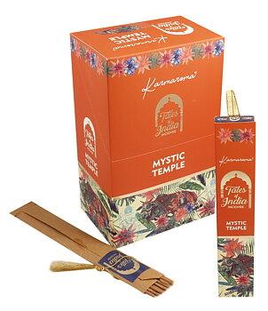 Incense Sticks Tales of India Masala - Mystic Temple