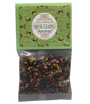 Goloka Resin Incense - House Cleansing