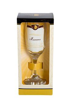 Champagneglas - Mamma