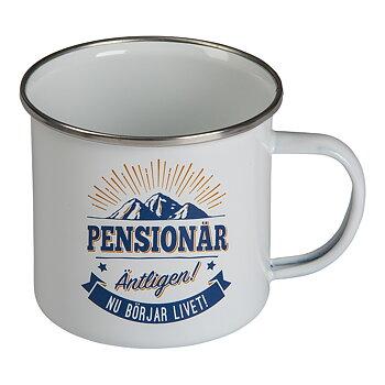 Mugg - Pensionär